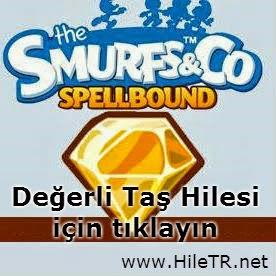 smurfs & co spellbound değerli taş hilesi