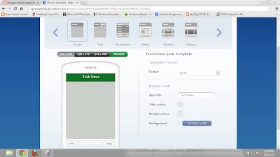 xpress web app builder