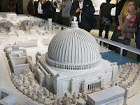 Terungkap Hitler Akan Bangun Kota Super Terbesar di Dunia