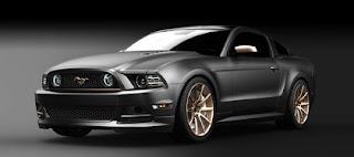 Mustang Sentuhan Wanita, Tak Kalah Macho