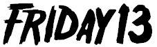 Tipografía de Viernes 13