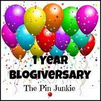 The Pin Junkie Blogiversary Link Party