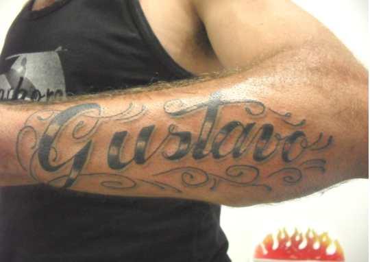 Inkuts fevereiro 2012 tattoo escrita altavistaventures Image collections