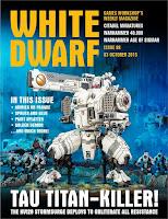 White Dwarf Weekly número 88 de octubre
