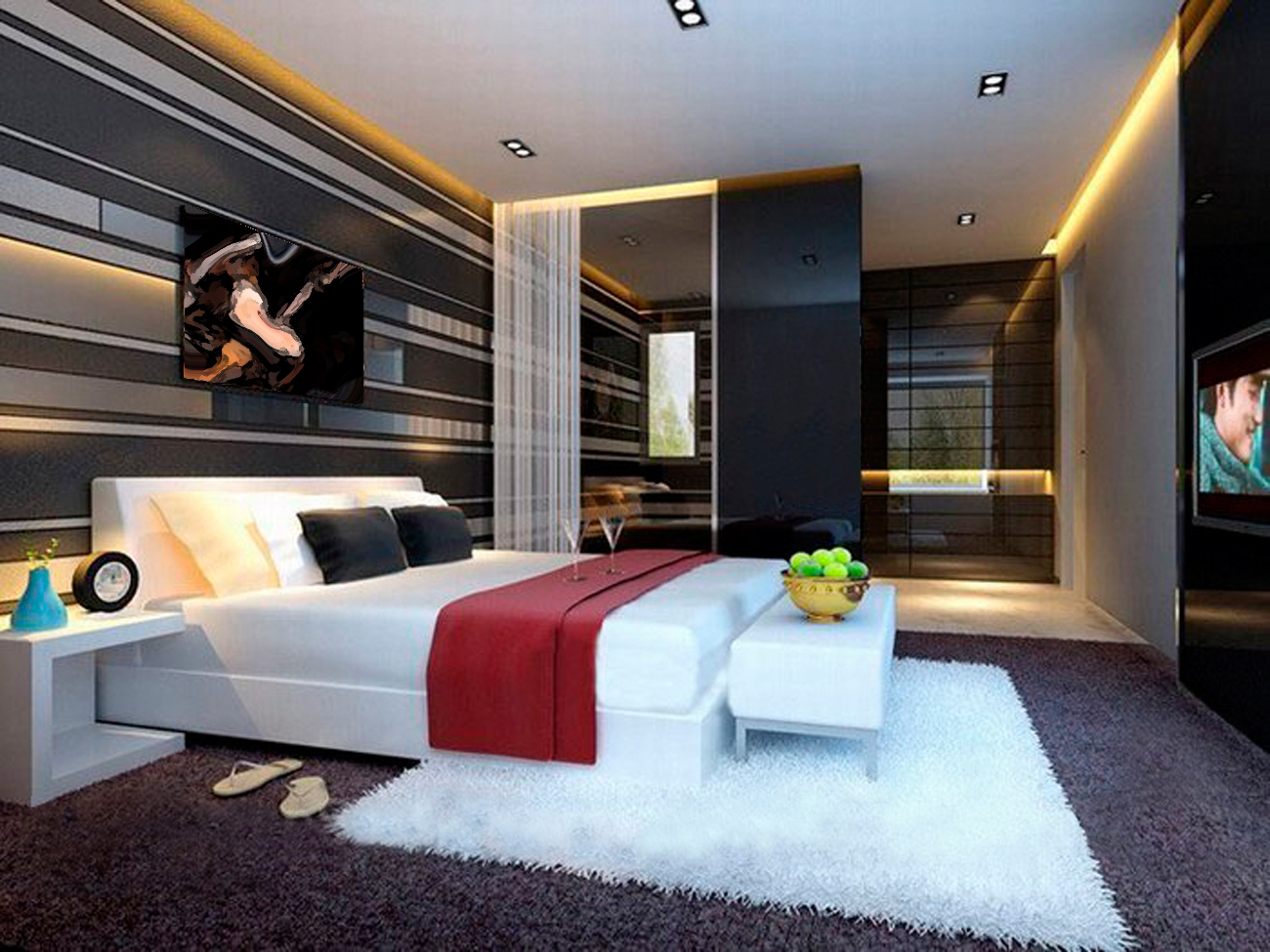 3d design bedroom 3d high class architectural interior bedroom designs 3d power glamorous design decoration well decorated bedrooms pinterest - Bedroom 3d Design
