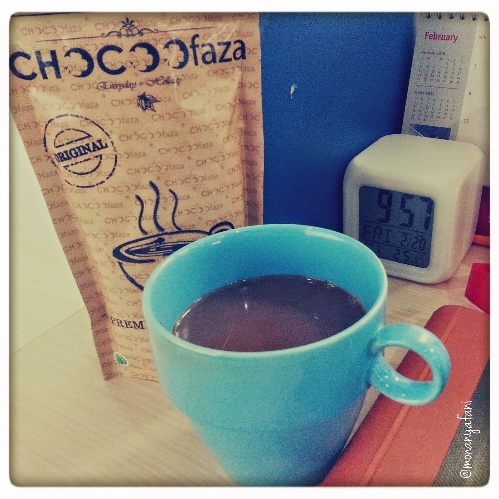 Chocoofaza - Premium Chocolate Drink