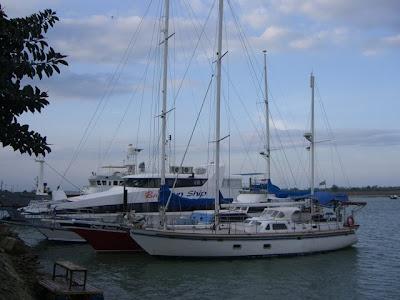 harbour bali dock