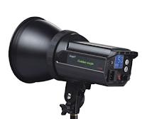 peralatan lighting fotografi flash head