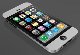 iphone 5 facebook social twitter