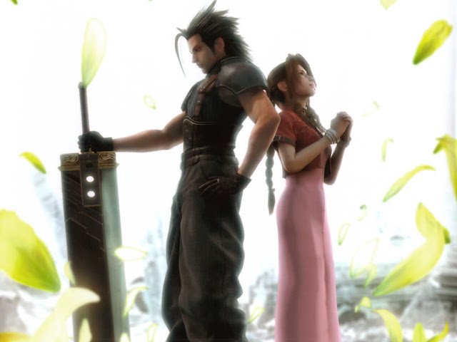 Final Fantasy 7 Advent Children square enix sony movie