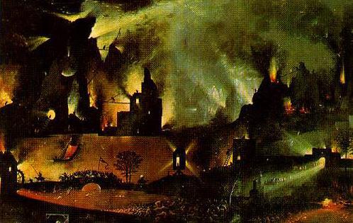 Espacio ch jov kandinsky y la pintura moderna - Jardin infierno ...
