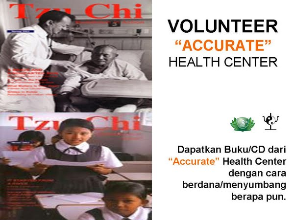"VOLUNTEER ""ACCURATE"" HEALTH CENTER"
