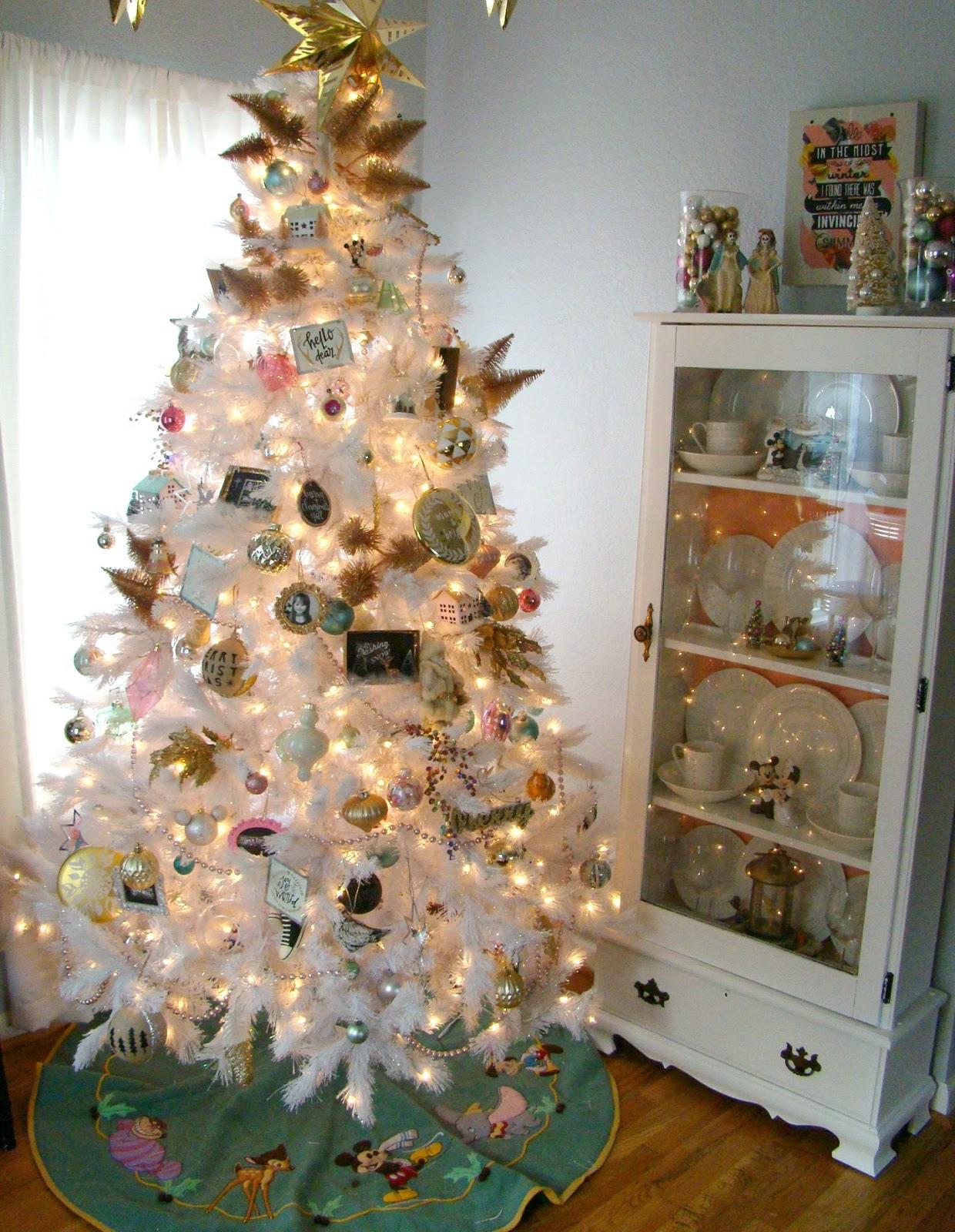 Decorate the christmas tree fa la la la - I Added A Cozy New Throw A Tree And Various Ball Ornaments And Fa La La La La It S Christmas