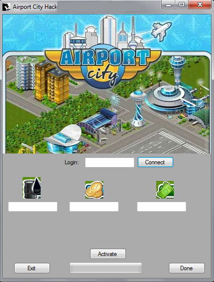 Airport City Hack Cheat Online Coins Cash Unlimited
