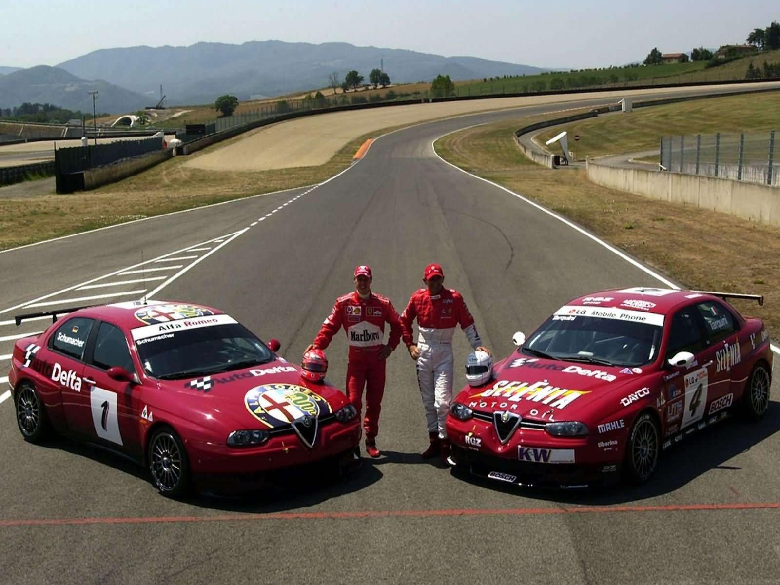 Alfa Romeo 156 Gta Autodelta 2003