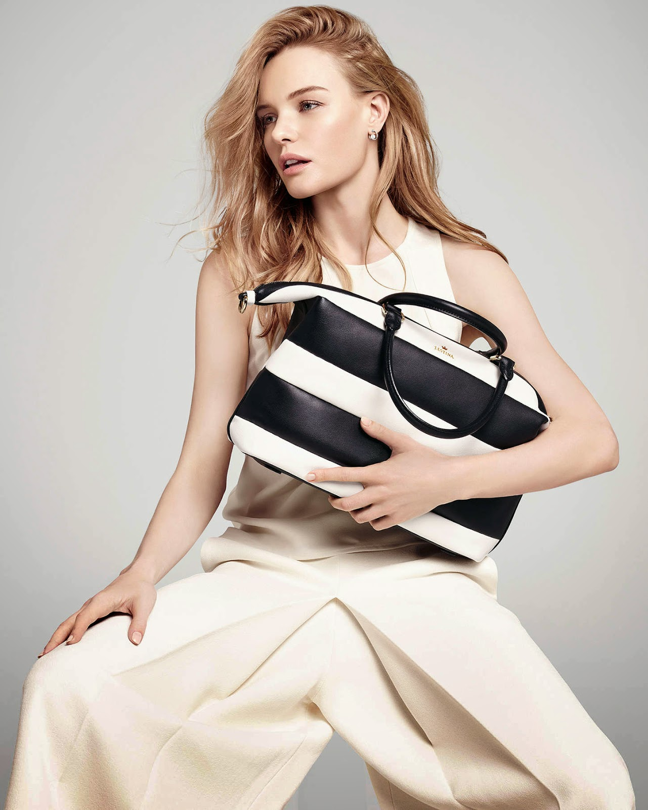 J.Estina Spring/Summer 2015 Campaign featuring Kate Bosworth