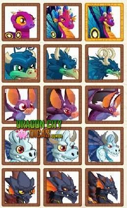Como conseguir dragão geleia no dragon city