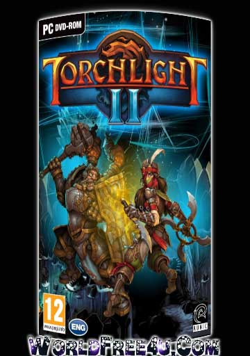 Cover Of Torchlight 2 Full Latest Version PC Game Free Download Mediafire Links At World4ufree.Org