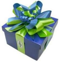 Candy - Haftowane prezenty
