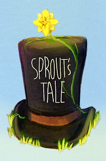 James Ghostetler's art for Sprout's Tale