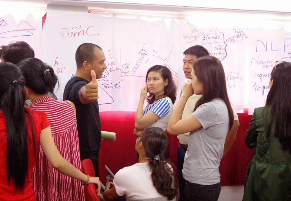 Ninh Xuân Trường - chia sẻ quy luật ngón tay phải