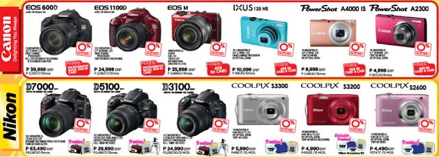 Nikon dslr camera price list