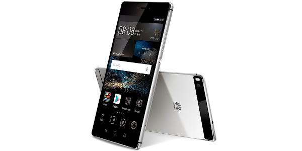 Huawei P8 has a 13MP rear and 8MP front camera