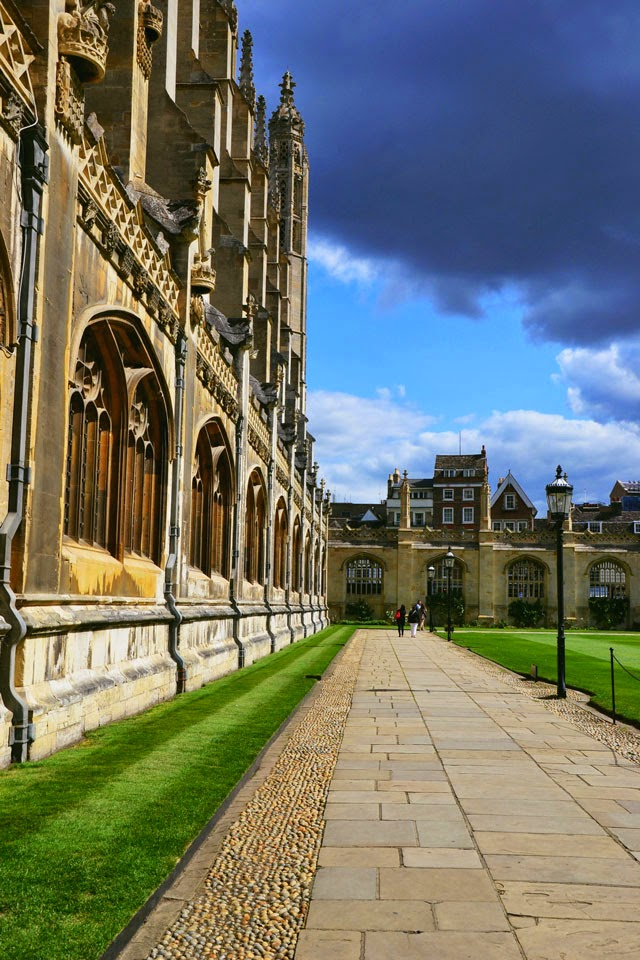 A Day in Cambridge by Weekend Wonders