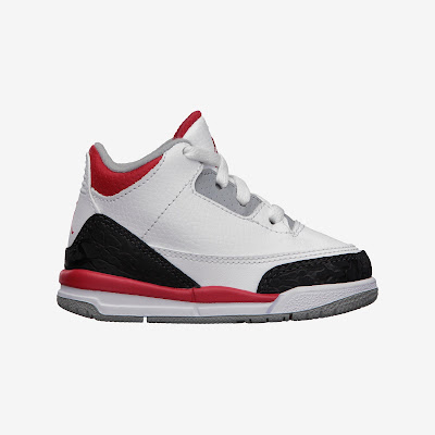 Air Jordan Retro 3 (2c-10c) Toddler Boys' Shoe # 832033-120