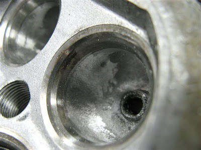 Nissan Head smooth port