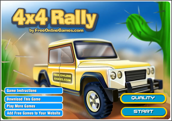 Truck Game : 4x4 Rally