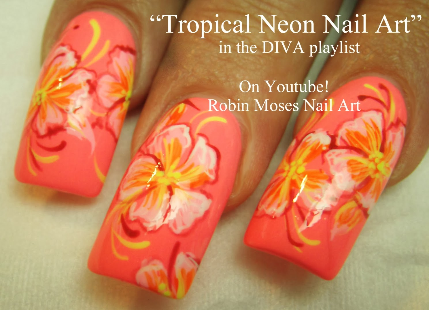 Nail Art by Robin Moses: \