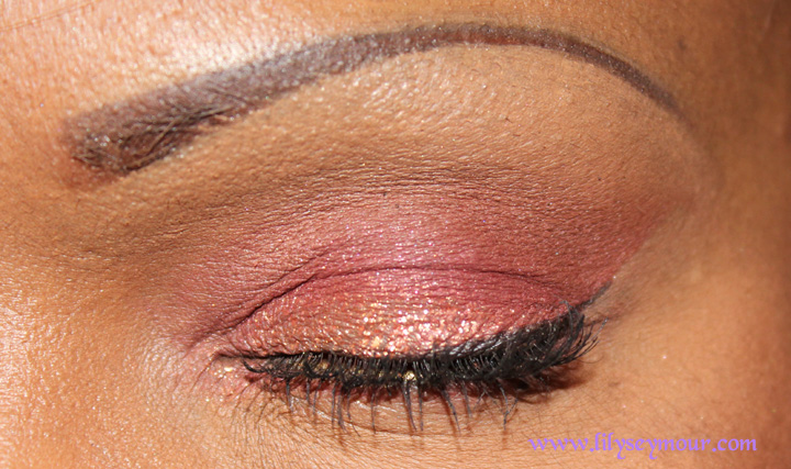 Mac Copperthorn Fluidline, Mac Delineate Fluidline