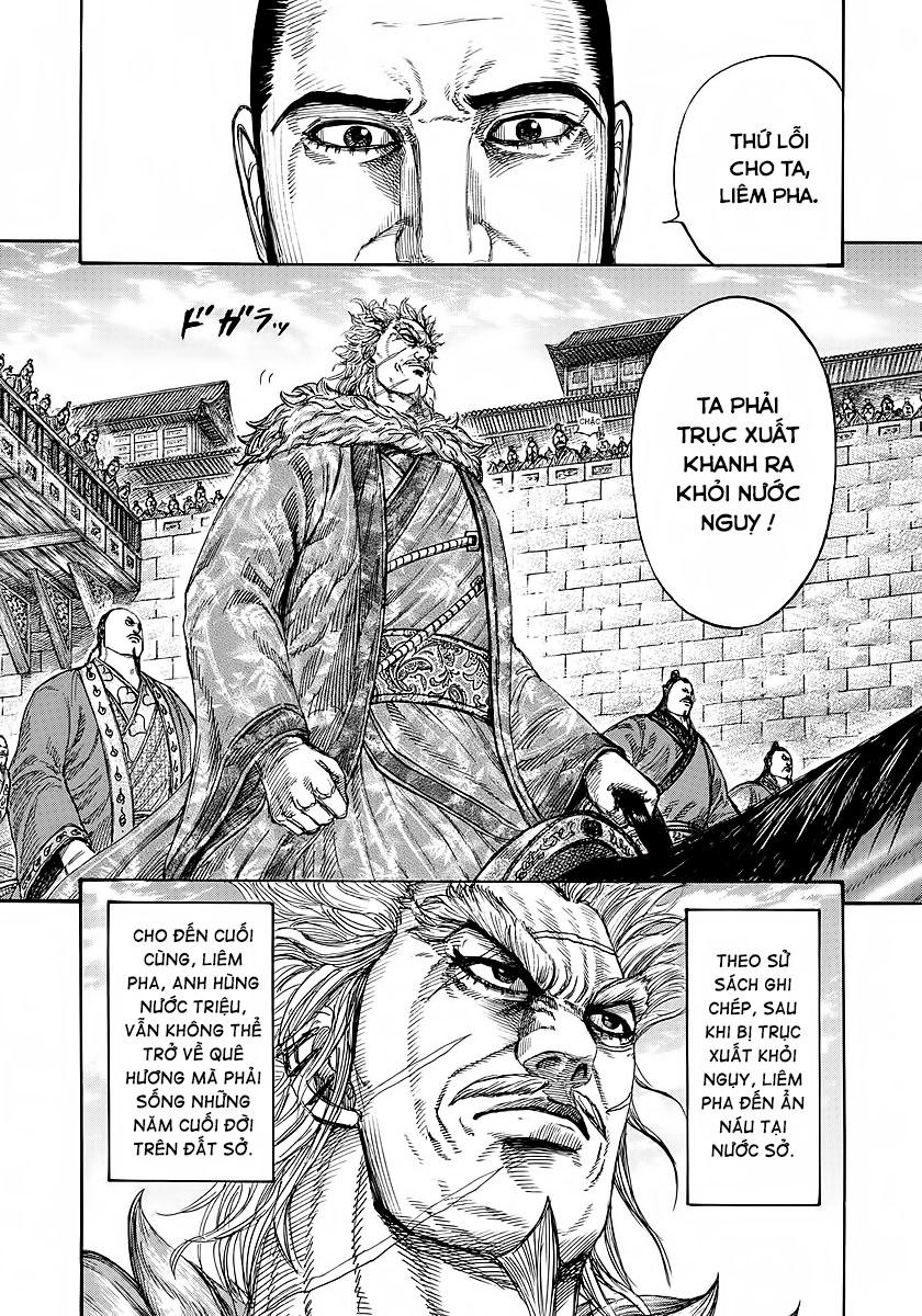 Kingdom – Vương Giả Thiên Hạ (Tổng Hợp) chap 243 page 4 - IZTruyenTranh.com
