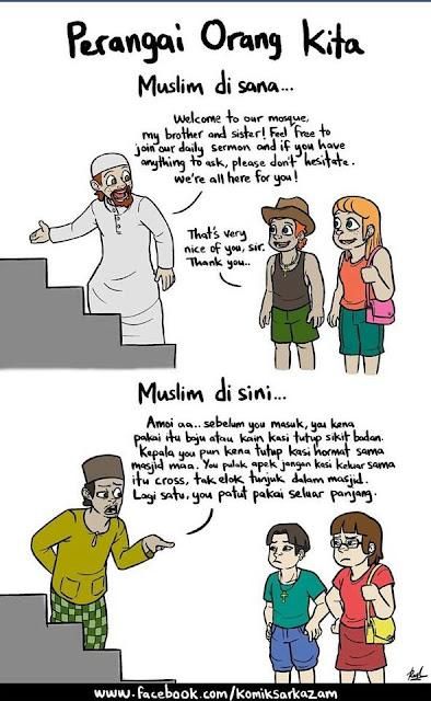 Muslim Di Malaysia - Raisyyah Rania Yeap