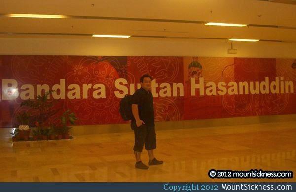 Bandara Sultan Hasanuddin Makasar