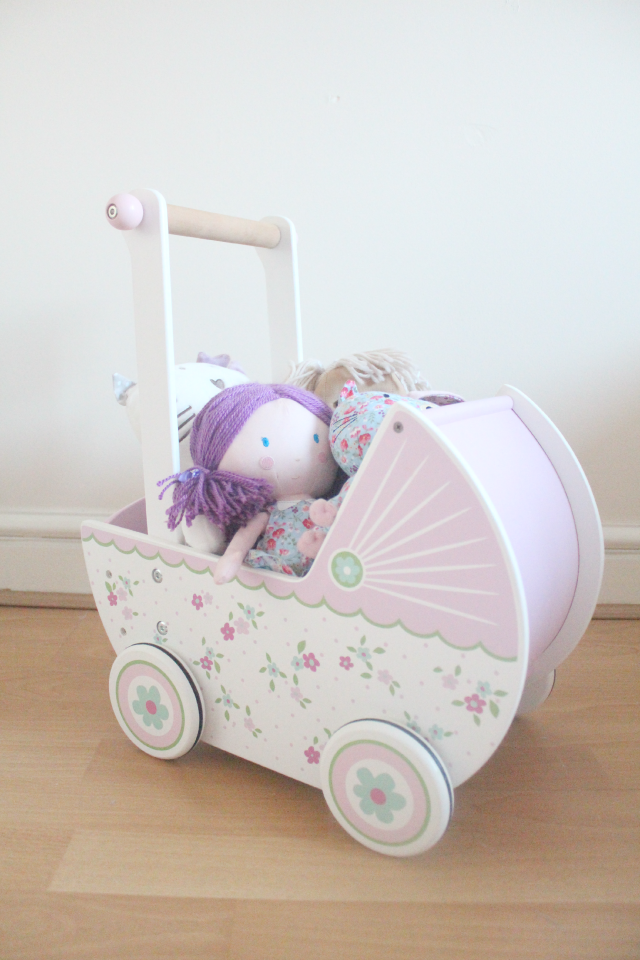 Wooden Dolls Pram Project Pdf Download Woodworkers Source