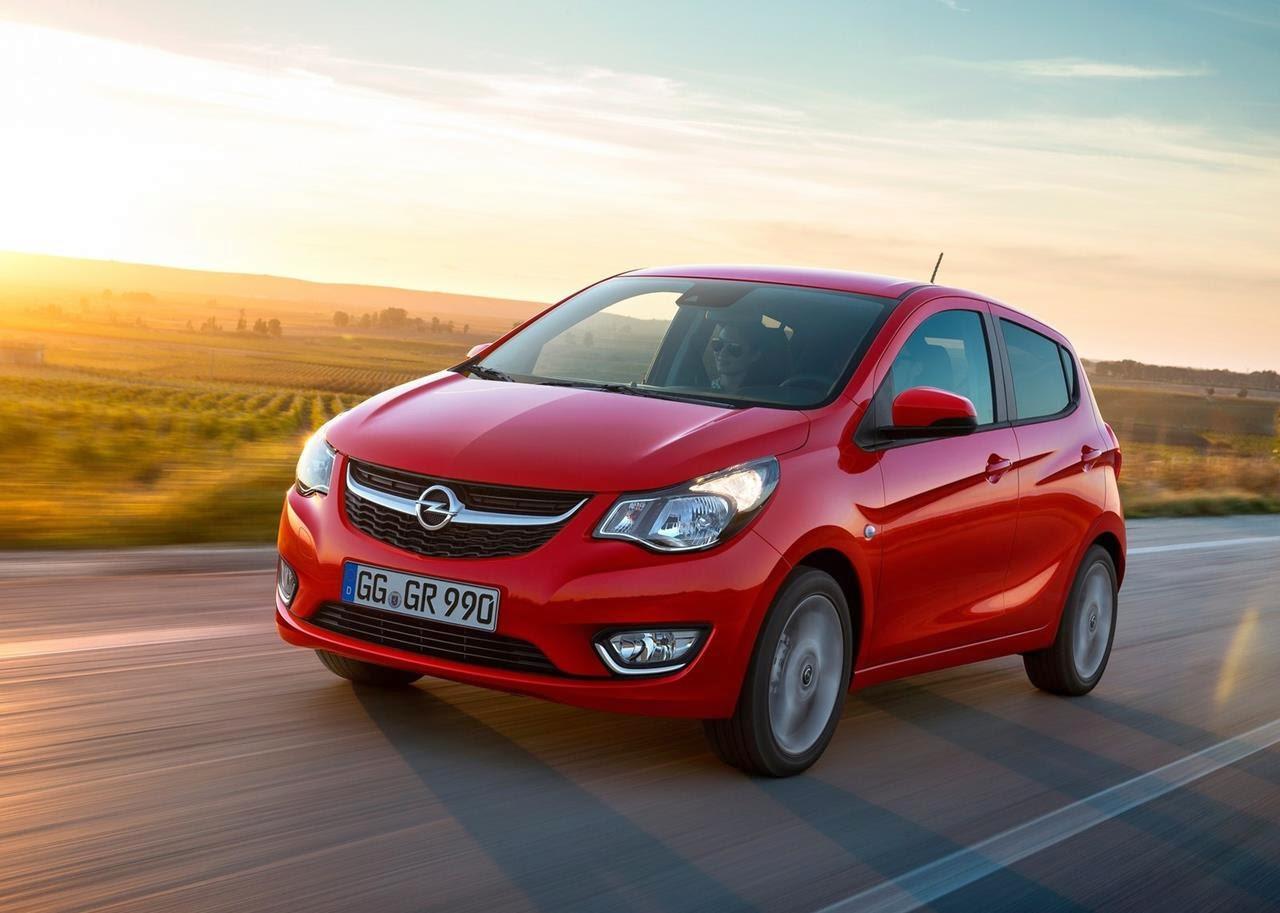 Latest Opel Karl Car Wallpapers 2015