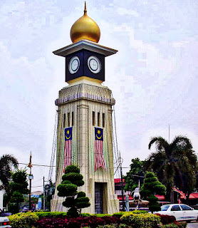 Menara Jam Kemerdekaan Malaysia #VMY2014