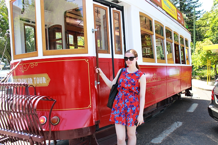 historic tram in lisbon, red tram in lisbon, where to go in lisbon