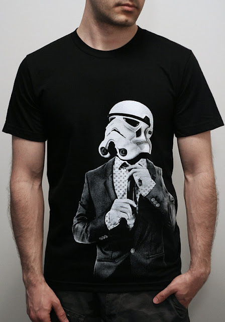 Engram Clothing Smart Trooper and Storm Trooper Inspired Shirt