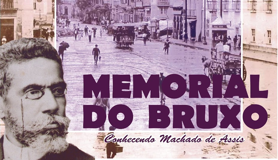 Machado de Assis - Memorial do Bruxo