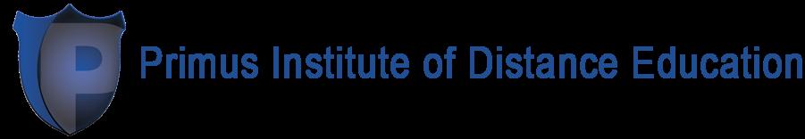 Primus Institute of Distance Education