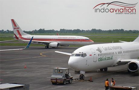 Garuda Indonesia dan Citilink Indonesia