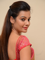 Diksha Panth new glamorous saree stills-cover-photo