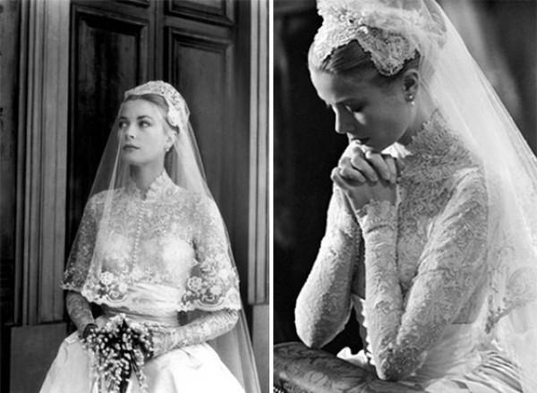 Mommy madness iconic wedding dresses grace kelly