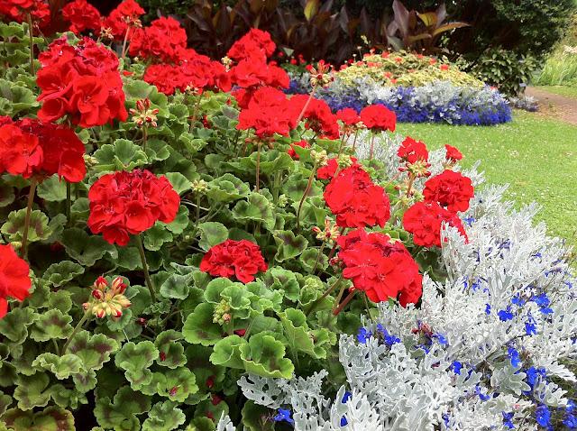 Geffrye Museum herb garden