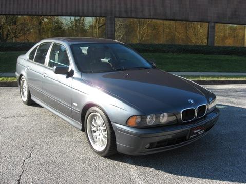 Pumpkin Fine Cars and Exotics: 2001 BMW 530i Sport