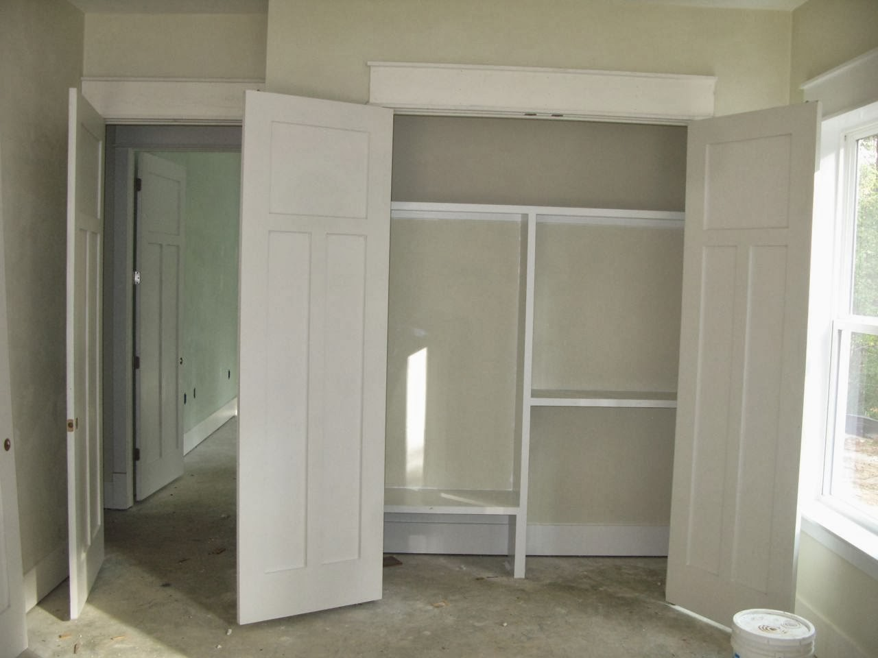 open bedroom door bedroom 3 doors open