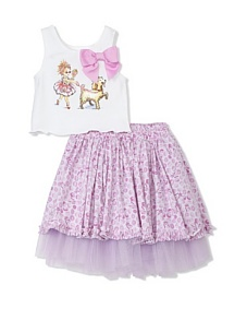 MyHabit: Up to 60% off Fancy Nancy: 2-Piece Dog Walker Skirt Set